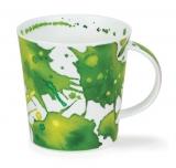 Dunoon Becher Cairngorm Splosh green